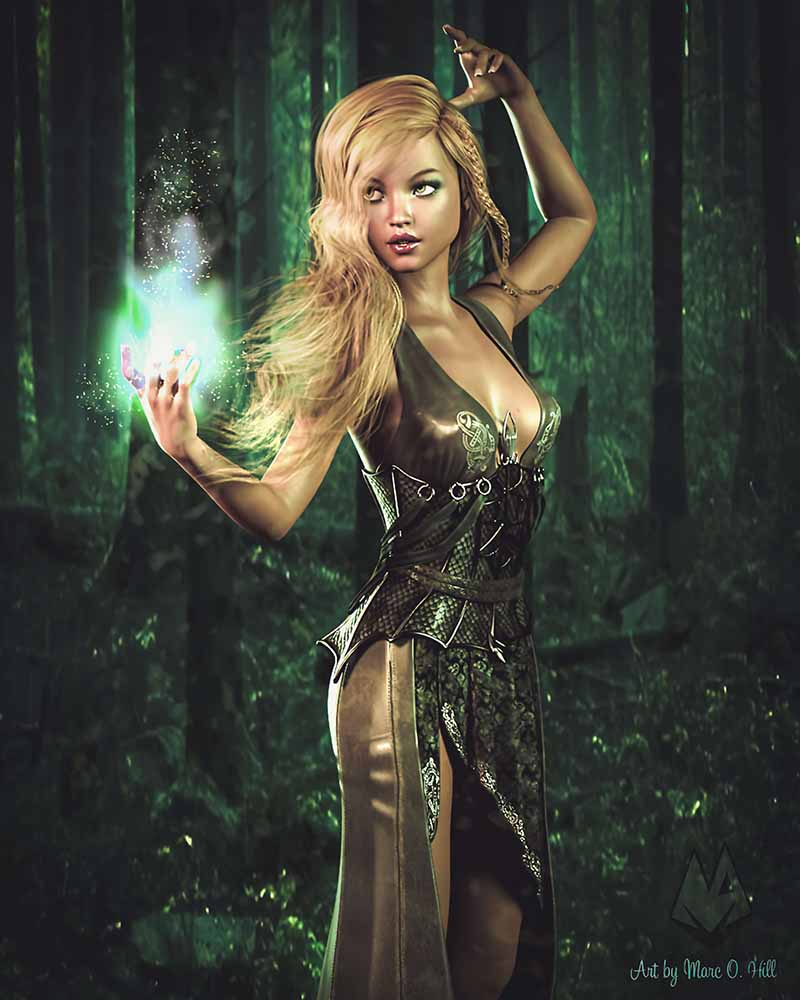 Spellbound - Fairy Prints & Posters