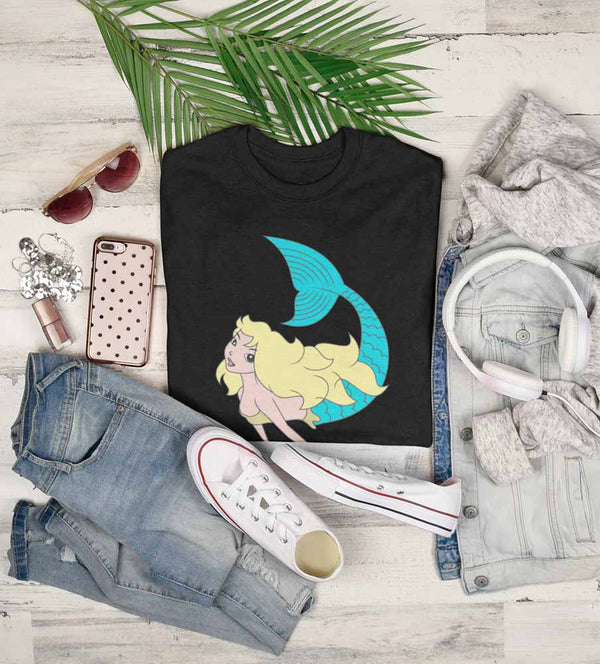 Under The Sea - Unisex Mermaid T-shirt