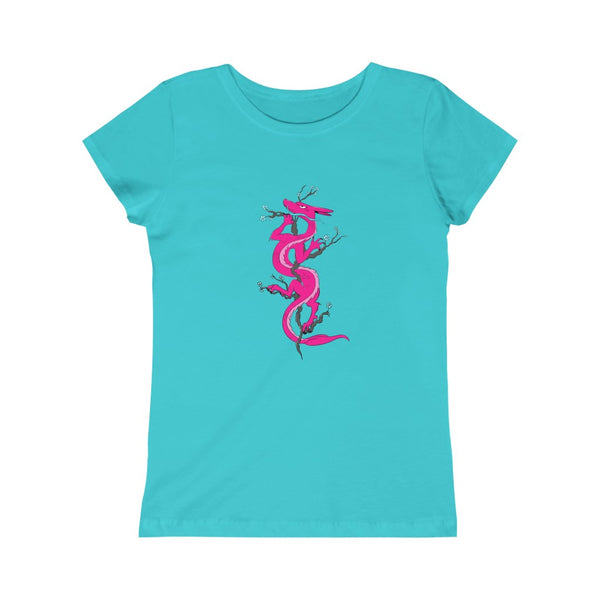 Mrs Dragon - Girl's Princess Dragon T-shirt