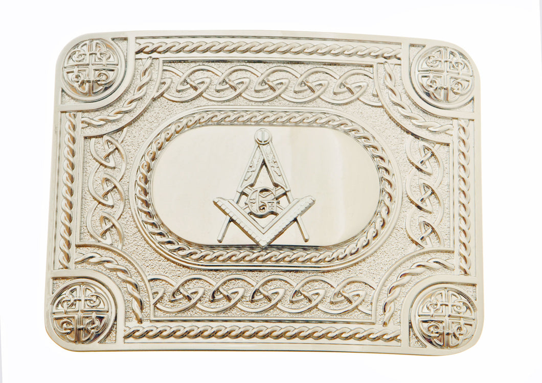 Celtic Masonic Chrome