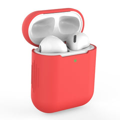 Earphone Case For Apple AirPods 2 Soft Silicone Cover Wireless Bluetooth Headphone Protective Case For AirPods2 Air Pods 2 Case