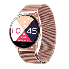 MELANDA Female Fitness Smart Watch Women Running Heart Rate Monitor Bluetooth Pedometer Smartwatch 2020 Clock reloj inteligente