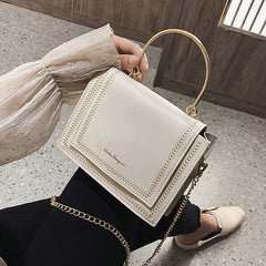 Luxury Handbags Women Bags Designer Shoulder Bag for Women 2020 with Elegant Handle Small Chain Square Bag Tote Bag