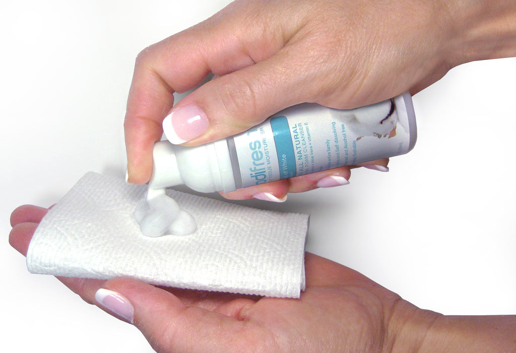Turn Your Toilet Paper into a Truly Flushable Wet  Wipe
