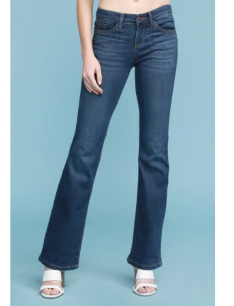 Judy Blue medium wash boot cut