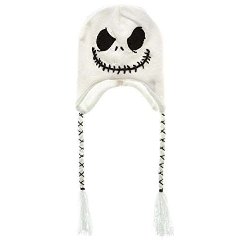 Laplander Beanie Cap - Nightmare Before Christmas - Jack White New kc2qw3nbc