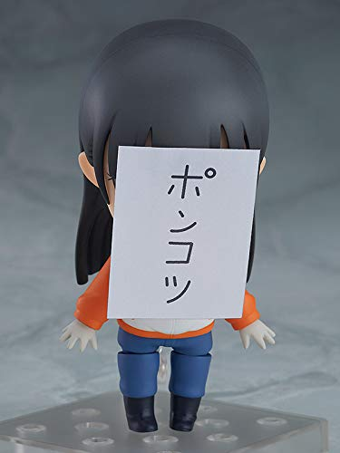 Shirase Kobuchizawa Nendoroid Action Figure back