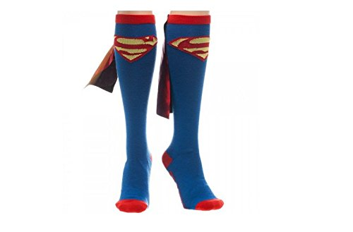 Superman - Crew Sock Logo Knee