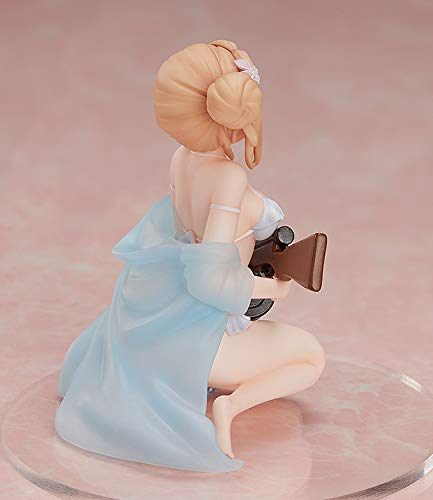 FREEing OCT188105 Girl's Frontline: Suomi Kp-31 (Swimsuit Version Midsummer Pixie) 1: 12 Scale PVC Figure, Multicolor