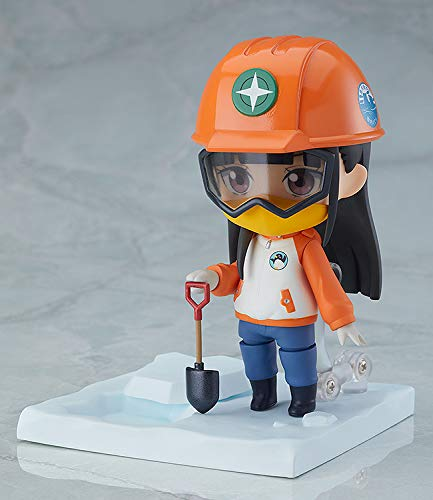Shirase Kobuchizawa Nendoroid Action Figure rescue mission