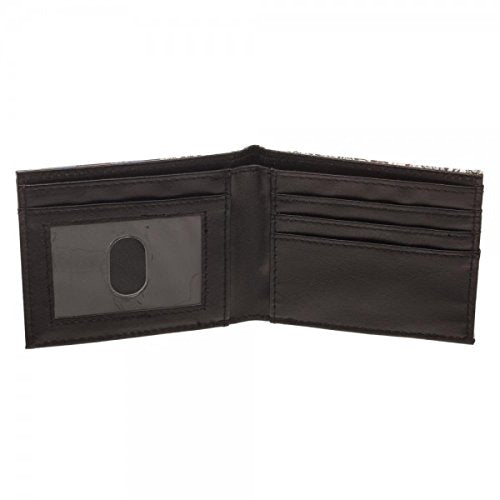 Marvel Black Panther Retro Bi-Fold Wallet