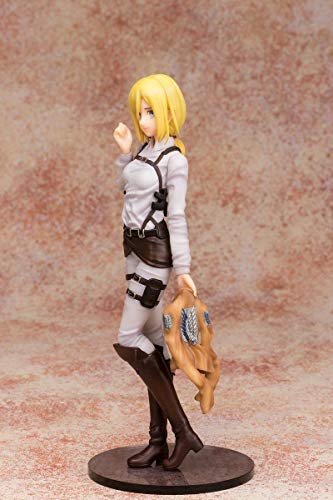 FOTS Japan Attack On Titan: Krista Lens 1: 7 Scale Pmma & Polyurethane Figure, Multicolor