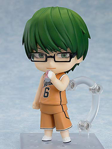 Orange Rouge Kuroko's Basketball: Shintaro Midorima Nendoroid Action Figure, Multicolor