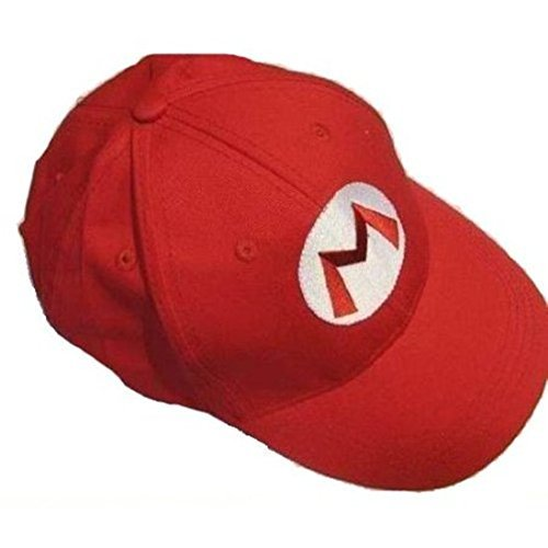 Nintendo Super Mario Bros Baseball Hat Snapback Caps for Adult