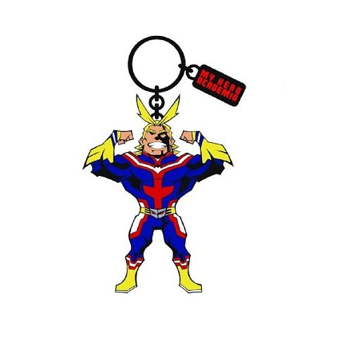 BIOW-MHA-ALL-MIGHT-KEYCHAIN