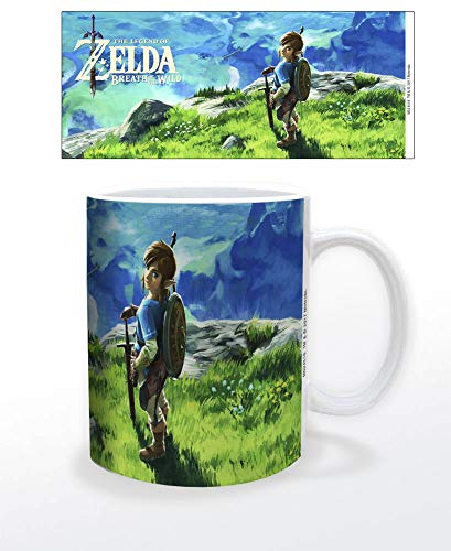 Legend of Zelda - Breath of the Wild View 11oz Coffee Mug