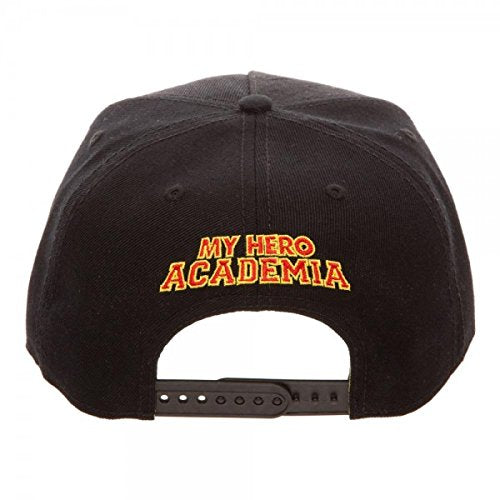 My Hero Academia One For ALL Hat back