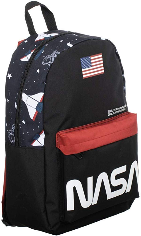 NASA - Sublimated Panel Print Backpack