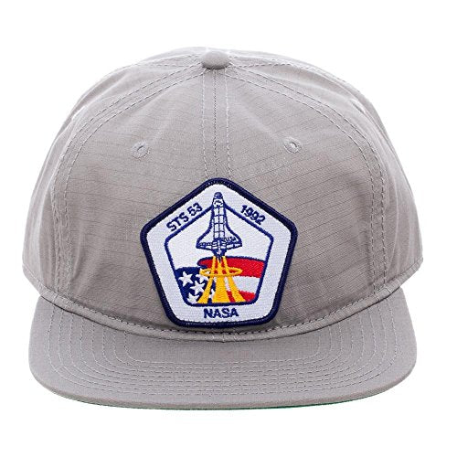 NASA STS 53 1992 Discovery Mission Snapback Hat