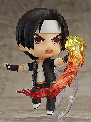 The King of Fighters XIV Kyo Kusanagi Nendoroid Action Figure