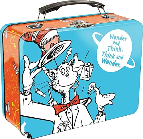 Dr. Seuss - Seuss Science Lunch Box