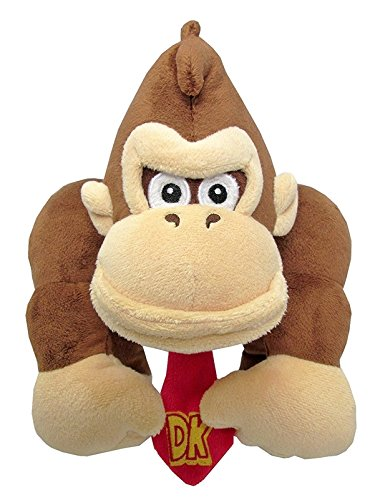 Little Buddy Donkey Kong 10 Plush