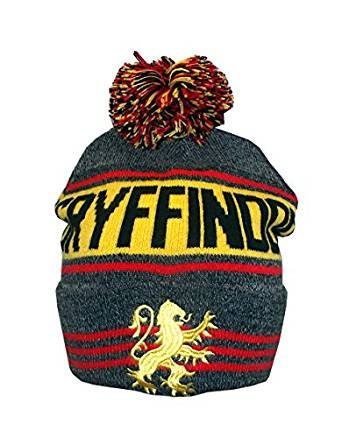 Harry Potter - Gryffindor Jacquard Rolled Knit