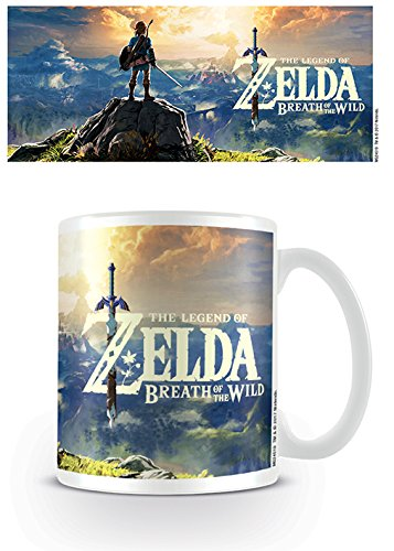 Pyramid intl - Mug Zelda - Breath Of The Wild Sunset - 5050574245197