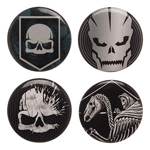 Call Of Duty - 1.25 Inch Button 4 Pack Set