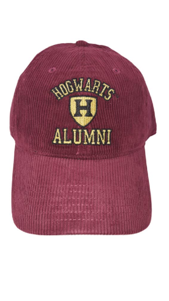 Harry Potter - Hogwarts House Alumni Red Coton Snapback Baseball Cap - Adjustable