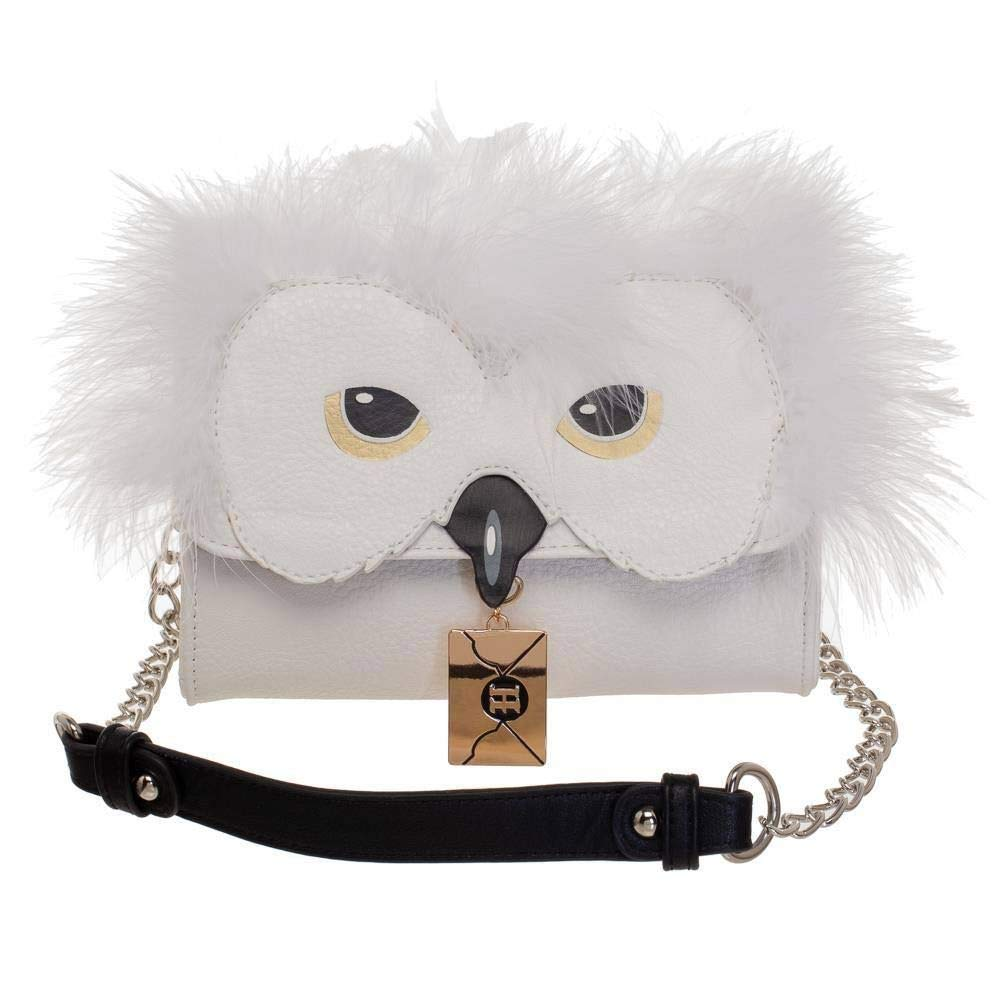 Harry Potter - Hedwig White Clutch Crossbody Bag ...