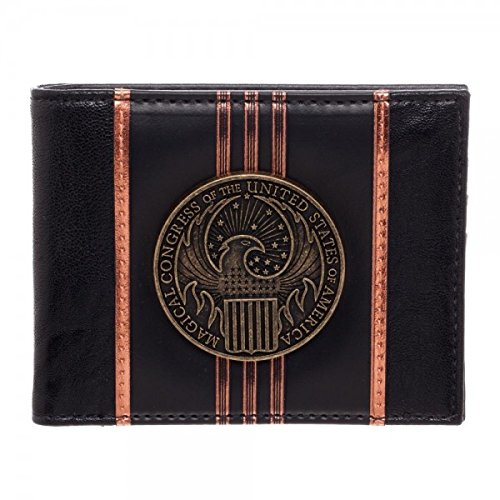 Fantastic Beasts and Where to Find Them - M.A.C.U.S.A. Bi-Fold Wallet