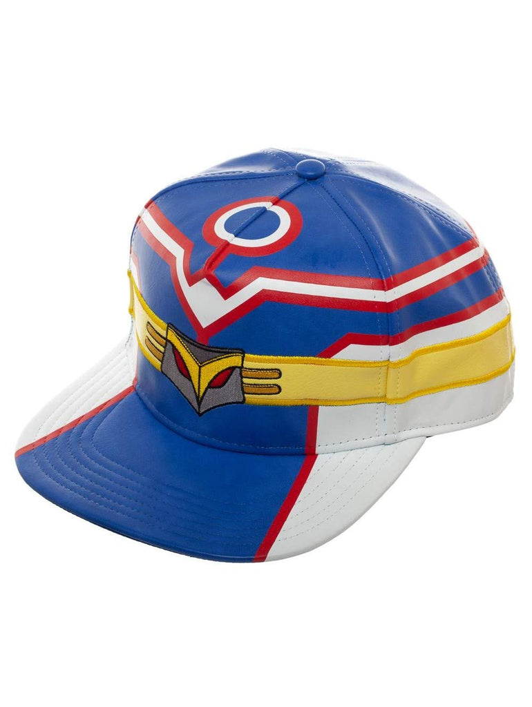 My Hero Academia - All Might Suit Up Multicolor Snapback Hat