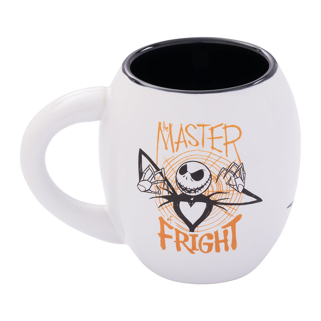 Disney - Nightmare Before Christmas - 18 Oz. Oval Ceramic Mug