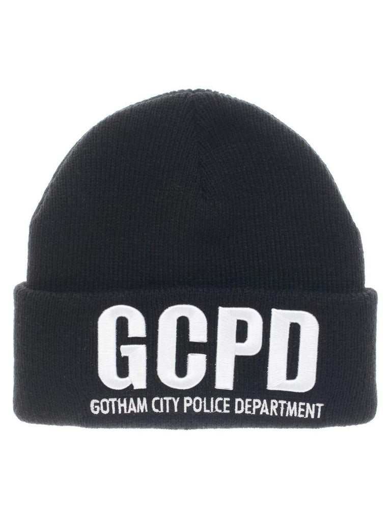 DC Comics - Batman - GCPD Beanie Toque Hat Black