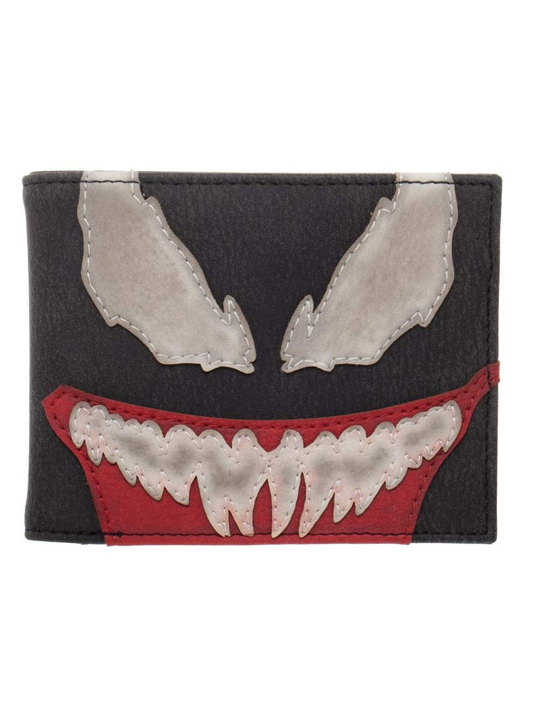Marvel - Official Venom Smiling face Bifold Wallet For Men