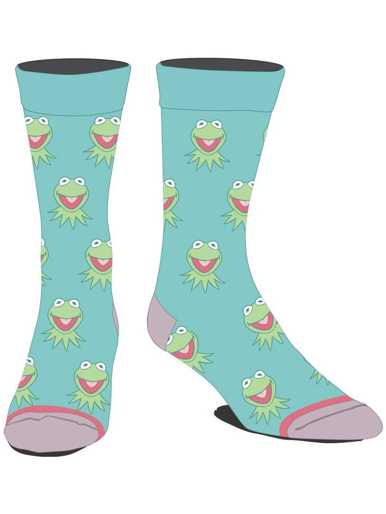 Disney - The Muppets Kids Kermit Green 1 Pair Sock