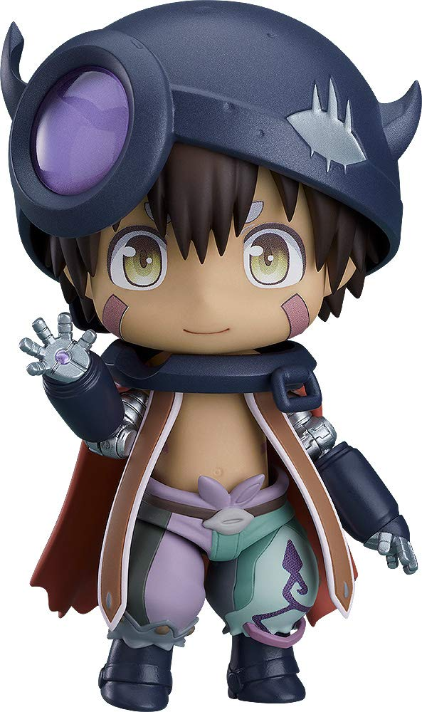 Made in Abyss: Reg Nendoroid Action Figure, Multicolor