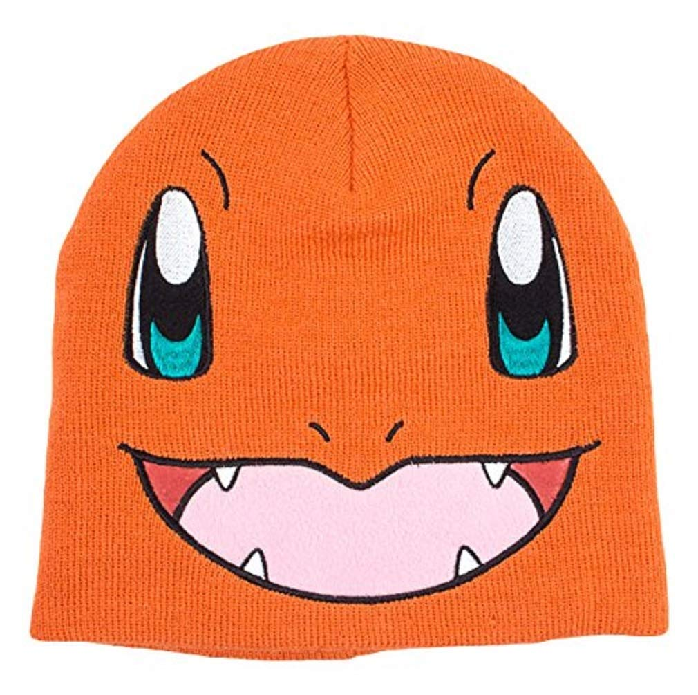 Pokémon - Charmander Beanie Orange