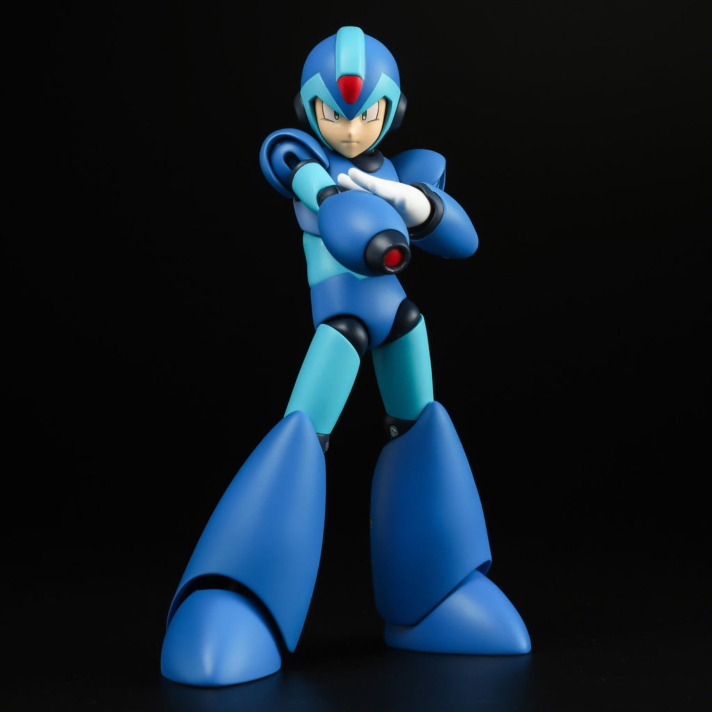 MegaMan X Dash Effect Character xon-scale JVC & UBS-painted action figure