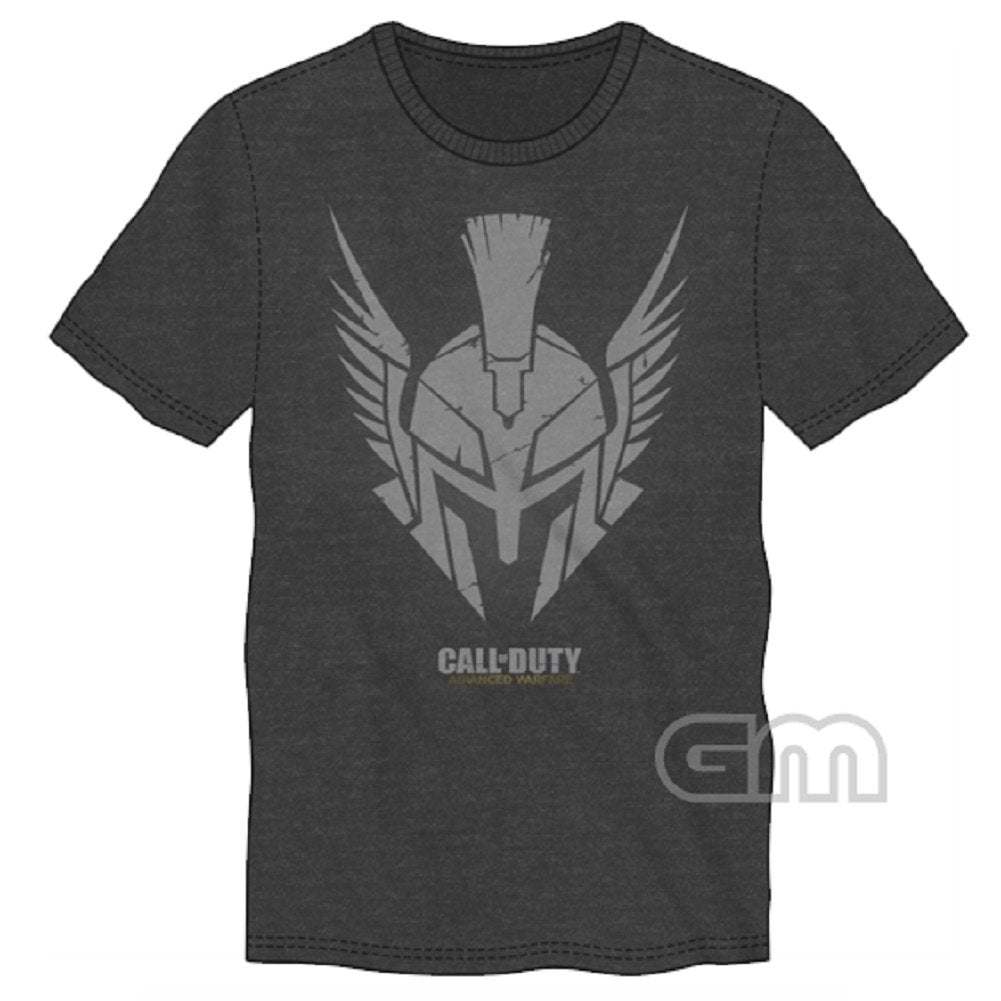 Call Of Duty - Advanced Warfare - Sentinel Men's Grey T shirt Charcoal