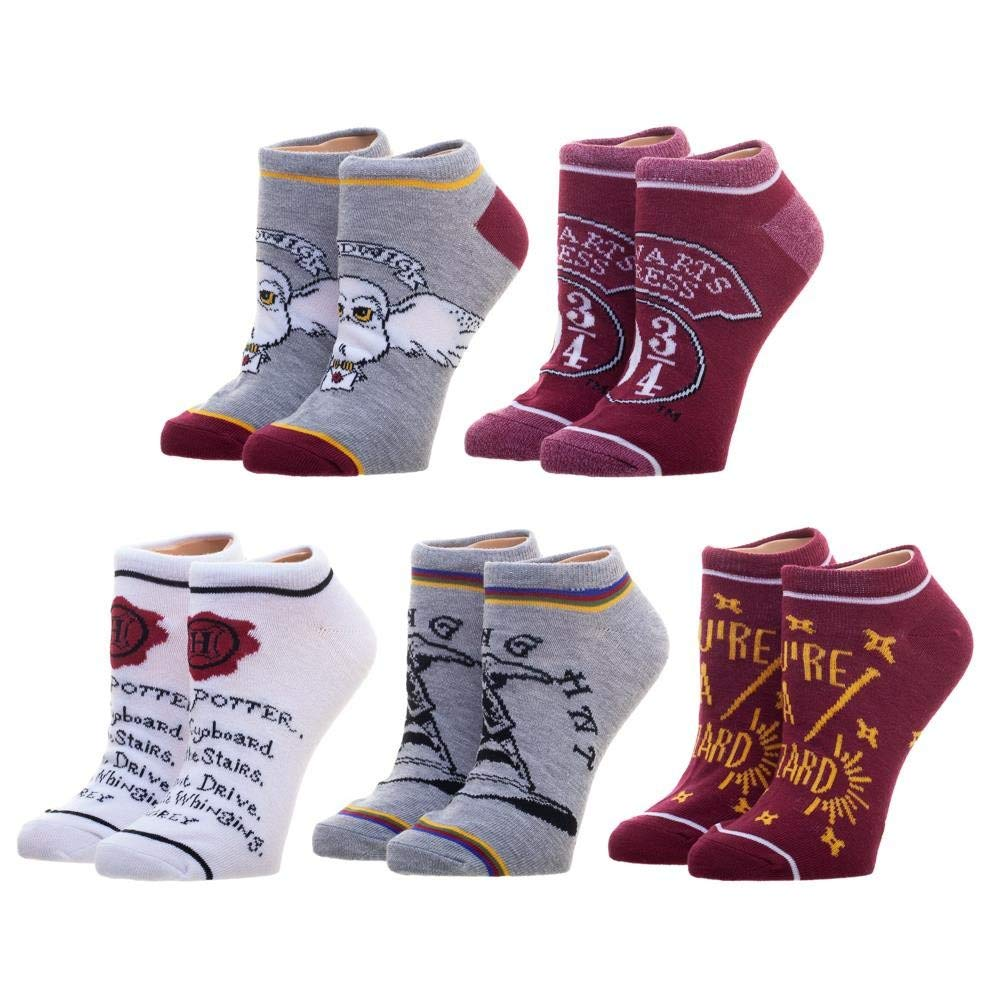 Harry Potter Ankle Socks Hogwarts Accessories Harry Potter Socks Hogwarts Socks