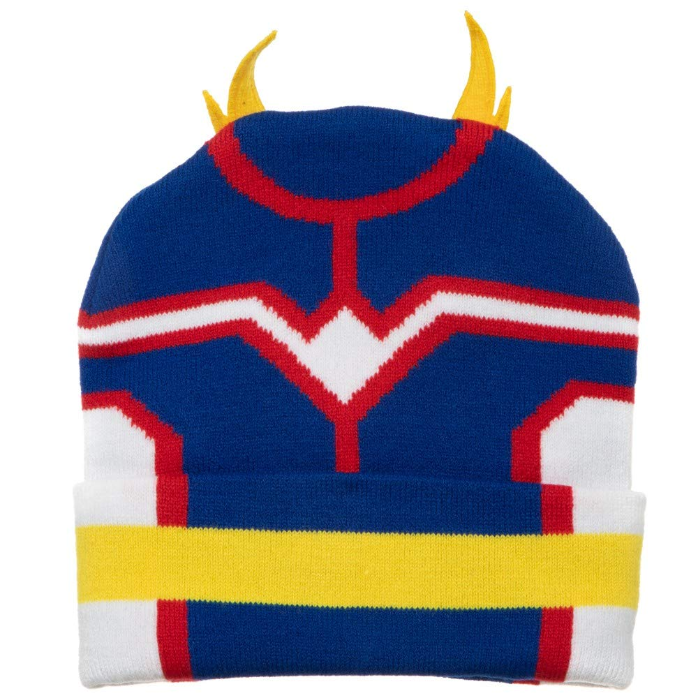 My Hero Academia All Might Suit Up Knit Beanie Cap 02