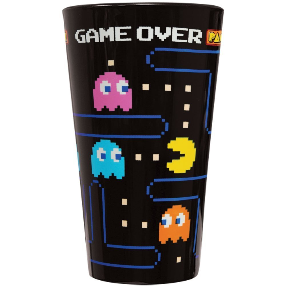 Pacman - Game Over Graphic Pint Glass