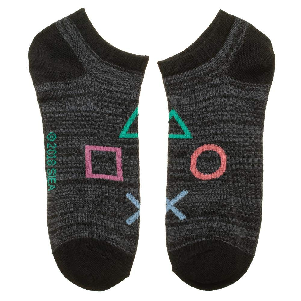 Playstation - Socks Video Game Apparel Playstation