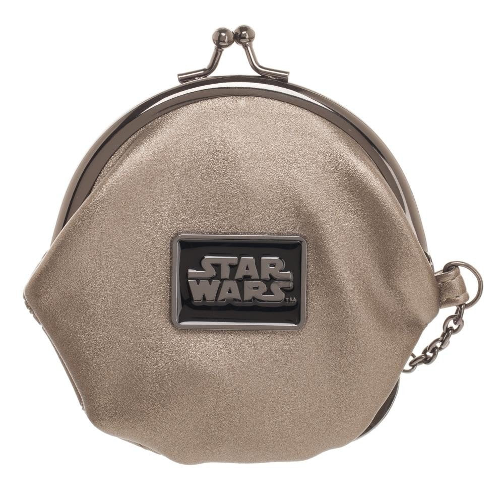 Star Wars - Rogue One Death Star Kiss Lock Coin Pouch