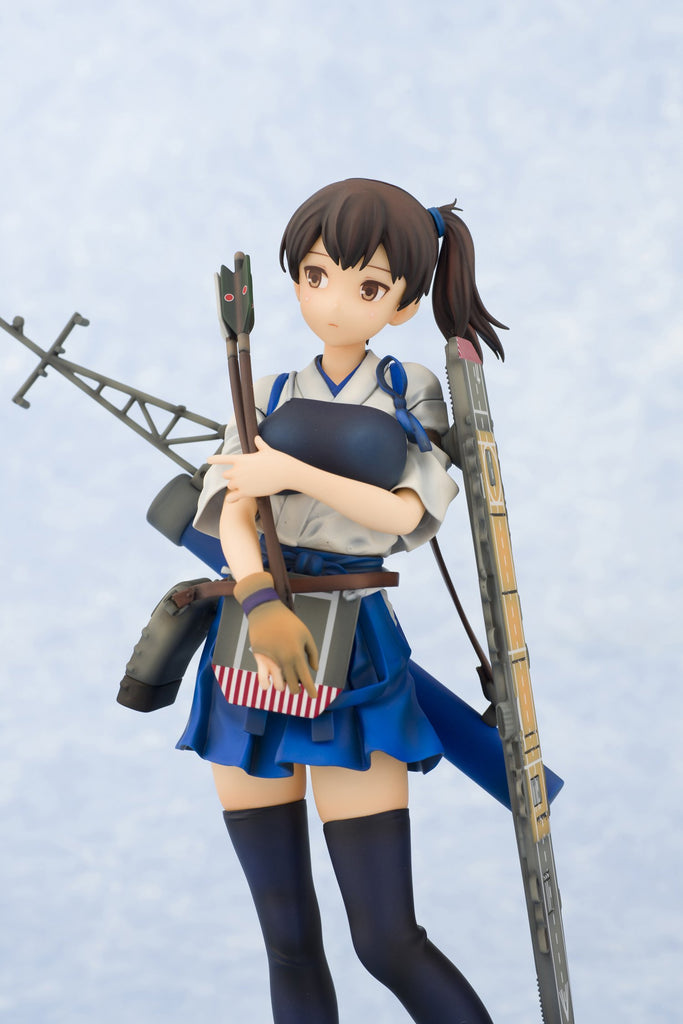 Aoshima 1/7 Kancole Kaga Kantai Collection Figure 05