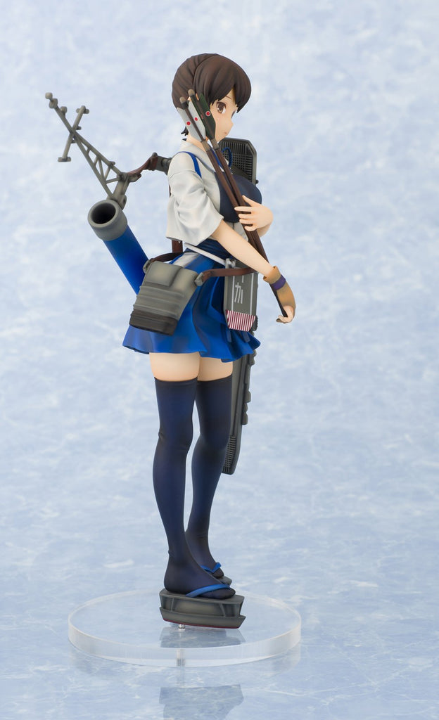 Aoshima 1/7 Kancole Kaga Kantai Collection Figure back 02