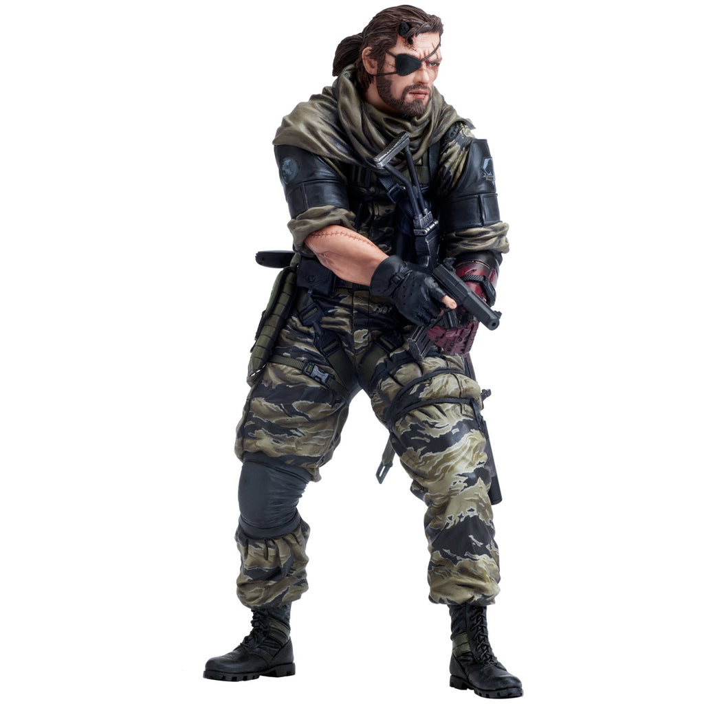 Union Creative Menshdge Technical No. 16: Metal Gear Solid V: The Phantom Pain: Venom Snake PVC Statue