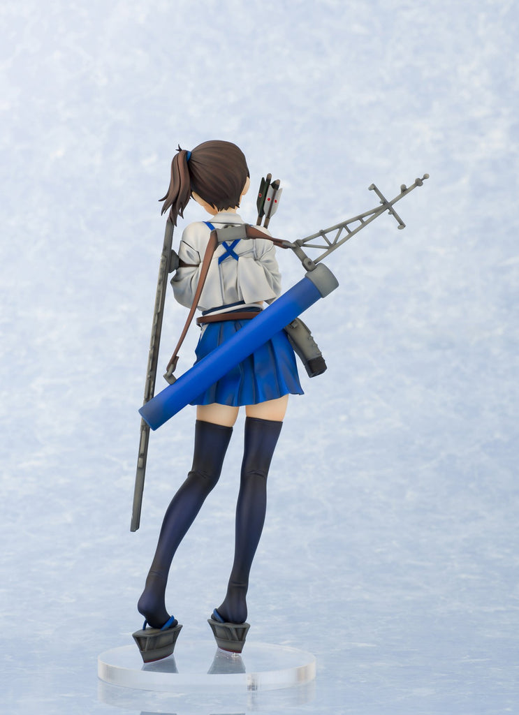 Aoshima 1/7 Kancole Kaga Kantai Collection Figure back